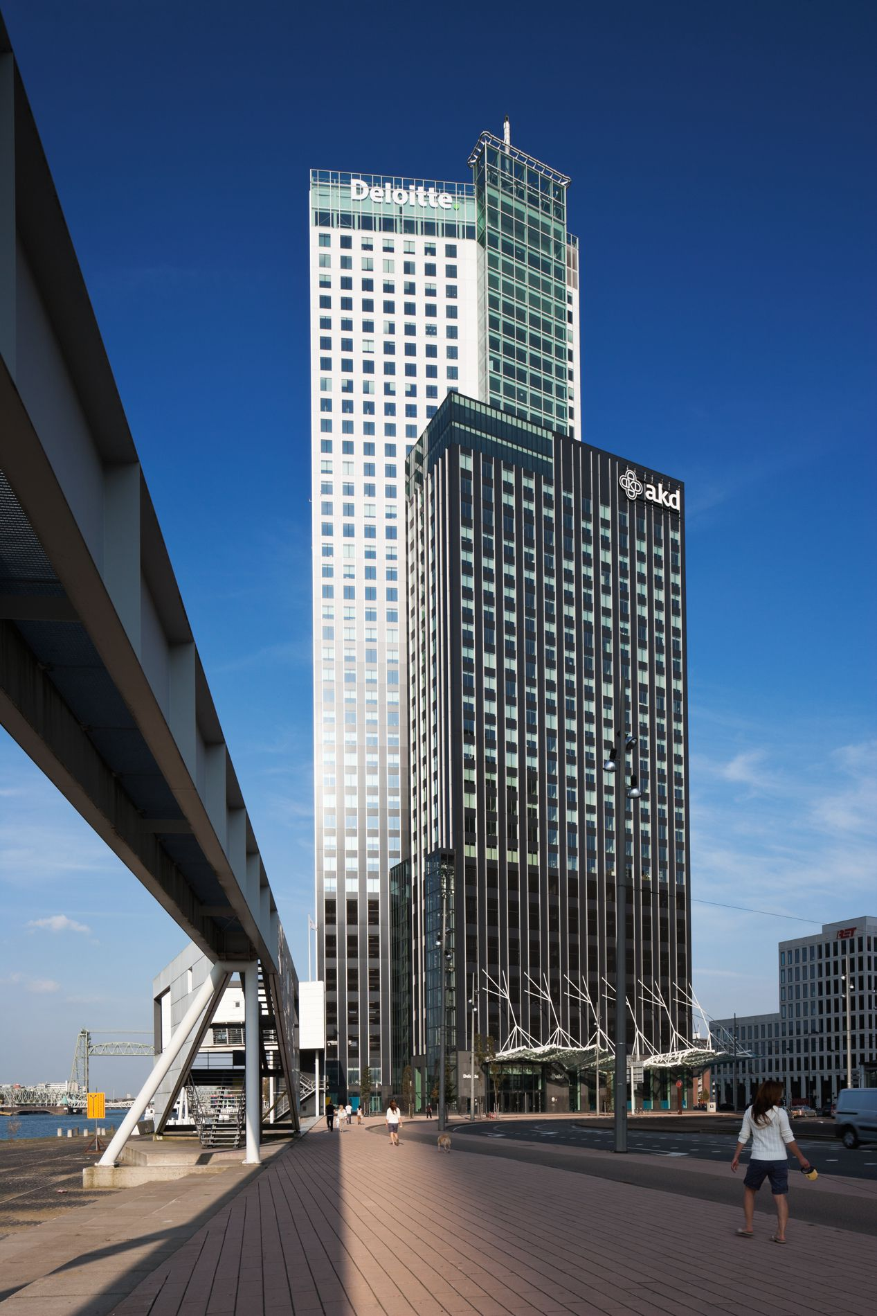 maastoren, maas towers