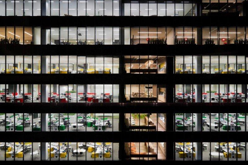 Australia Post HQ, Melbourne Australia
